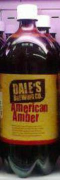 Dale's American Amber Ale