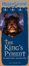 Hidden Legend The King�s Pyment