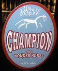 White Horse Champion The Wonder Horse