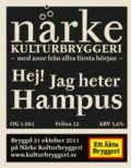N�rke Hej! Jag heter Hampus