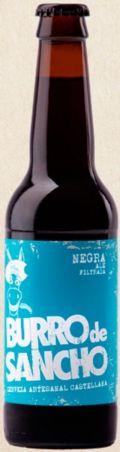 Burro de Sancho Negra