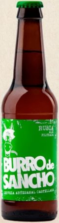 Burro de Sancho Rubia