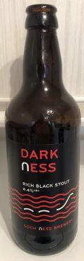 Loch Ness Dark Ness - Stout