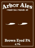 Arbor FF #05-  Brown Eyed PA - Black IPA