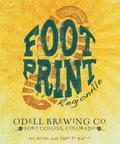 Odell Footprint RegionAle (2012)