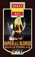 Great South Bay Imperial Blonde Belgian Strong Ale