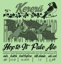 Kereru Hop To It Pale Ale