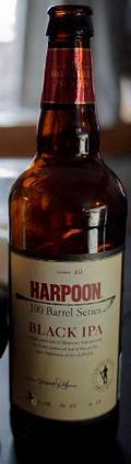 Harpoon 100 Barrel Series #40 - Black IPA