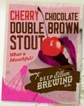 Deep Ellum Cherry Chocolate Double Brown Stout