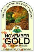Hill Island November Gold