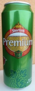 Sterling Premium - Pale Lager