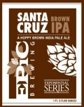 Epic Santa Cruz Brown IPA