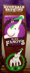Avondale Miss Fancy�s Tripel