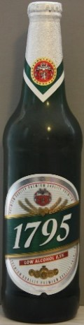 1795 Low Alcohol 0,5% (Budejovick� Pivo)