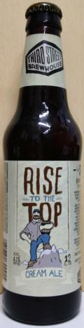 Third Street Rise To The Top Cream Ale - Cream Ale