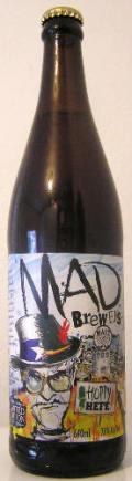 Mad Brewers Hoppy Hefe