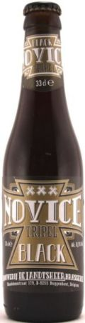 De Landtsheer Novice Tripel Black