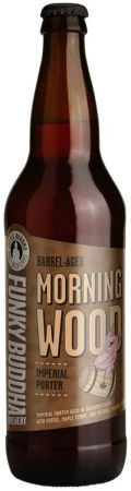 Funky Buddha Morning Wood - Imperial Porter