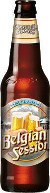Samuel Adams Belgian Session - Belgian Ale