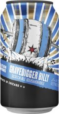 Revolution Gravedigger Billy