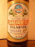 Bauriedl Eslarner Leichtes