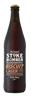 McCashin Family Original Stoke Bomber Biscuit Lager
