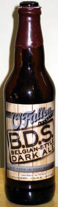 O'Fallon B.D.S. Belgian-Style Dark Ale