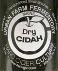 Urban Farm Dry Cidah