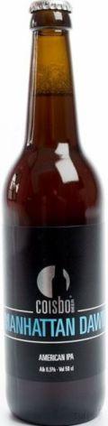 Coisbo Manhattan Dawn - India Pale Ale (IPA)