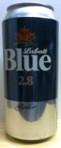 Labatt Blue 2.8 - Pale Lager