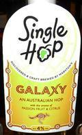Marstons Single Hop Galaxy - Golden Ale/Blond Ale