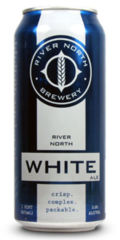 River North White Ale - Witbier