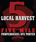 Ipswich Five Mile Pumpernickel Rye Porter - Porter