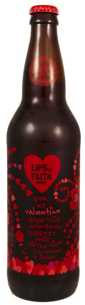 New Belgium XOXO Valentine's Beer