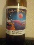 Garrigues Nuit de Goguette Biere Brune Stout  � l�avoine - Dry Stout