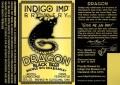 Indigo Imp Dragon - Schwarzbier