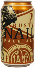 Crooked Fence Rusty Nail Pale Ale