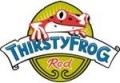Thirsty Frog Red