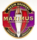 Maxim Maximus (Cask)