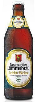 Neumarkter Lammsbr�u Leichte Weisse