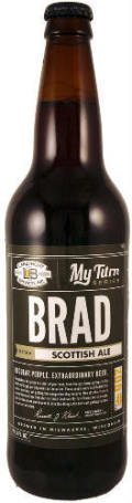 Lakefront My Turn #002: Brad (Scottish Ale)