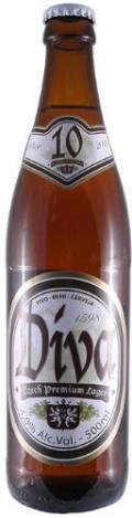 Diva Czech Premium Lager