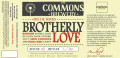 The Commons Brotherly Love - Belgian Strong Ale