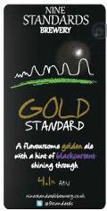 Nine Standards Gold Standard - Golden Ale/Blond Ale