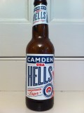 Camden Town USA Hells Unfiltered Lager