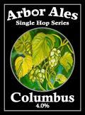 Arbor Single Hop Columbus - Golden Ale/Blond Ale