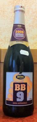 Barley BB9 (Malvasia)