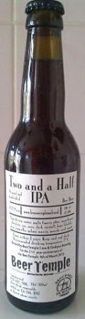 De Molen Two And A Half IPA - Imperial IPA