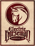 South County Electric Horseman Imperial IPA - Imperial IPA