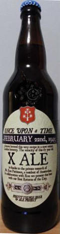 Pretty Things Once Upon a Time, February 22nd, 1945, X Ale